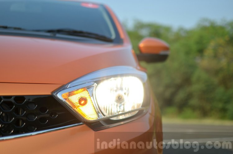 Tata Zica lights on Revotorq diesel Review