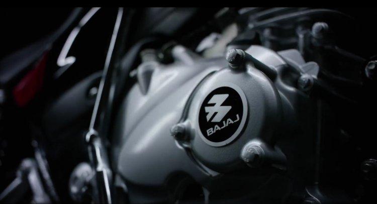 Bajaj Valor engine teaser