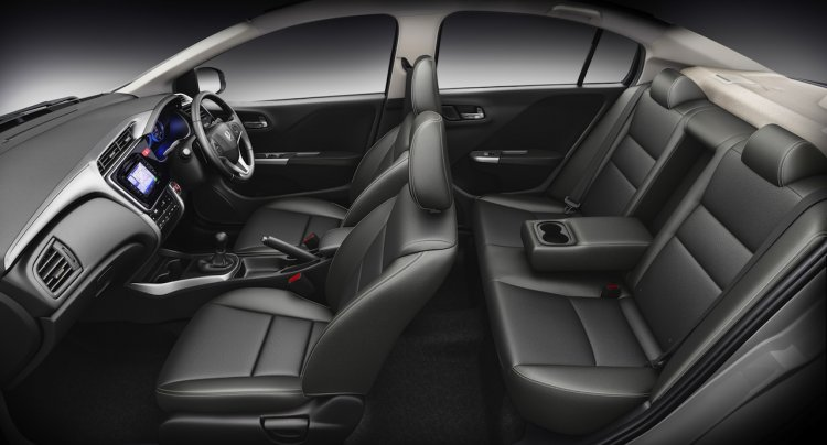 Honda City all-black interior India launched
