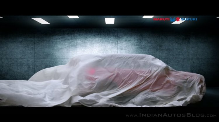 Maruti Vitara Brezza side nearly revealed