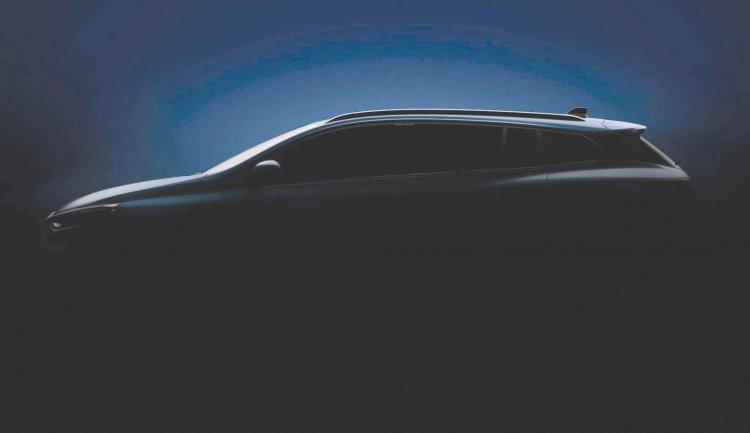 2016 Renault Megane Sport Tourer side view teaser image