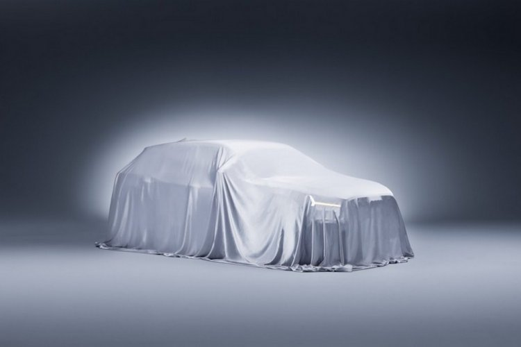 Audi Q2 compact SUV front teased