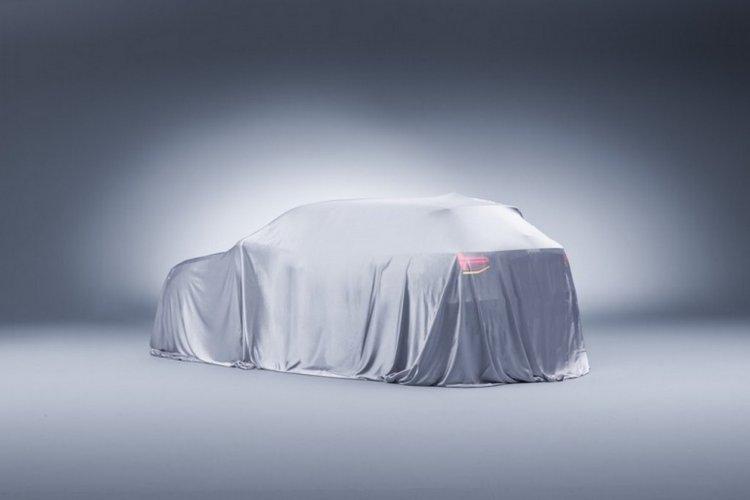 Audi Q2 compact SUV rear teased