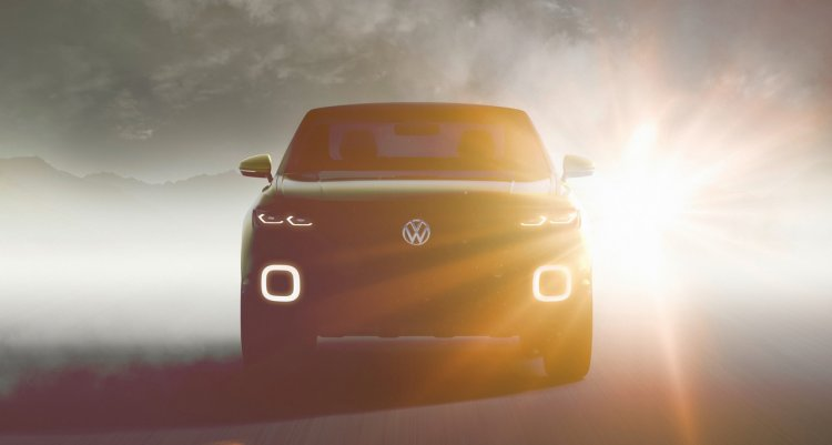 VW T-Cross SUV on track for end 2018 unveil