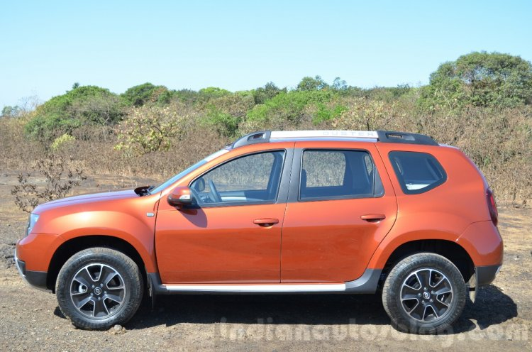 Renault Duster Sandstorm special edition launch this festive season