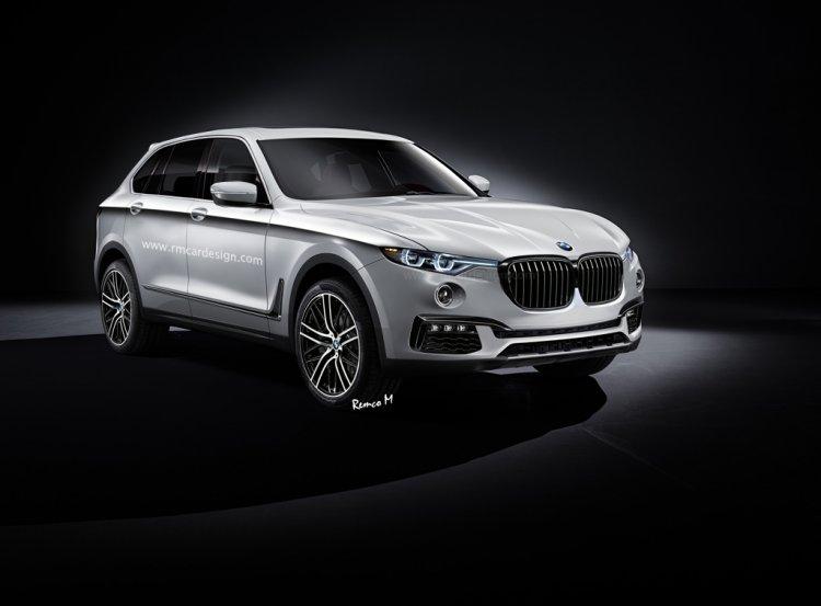 2019 BMW X5 front three quarters