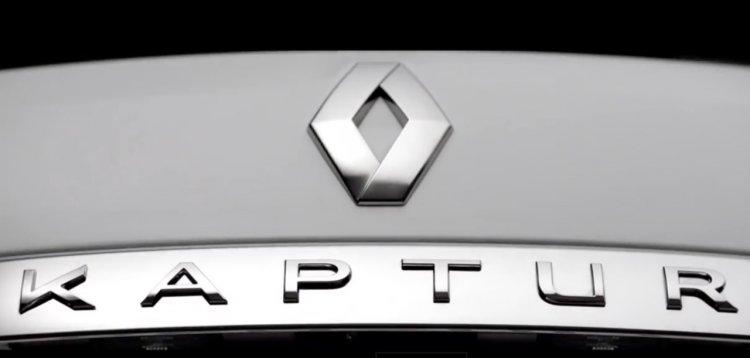 Renault Kaptur nameplate teased in video