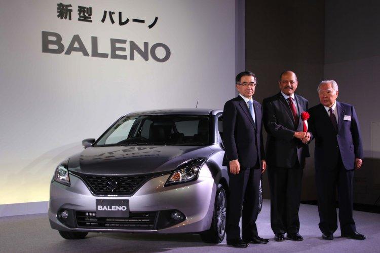 Suzuki Baleno launched in Japan
