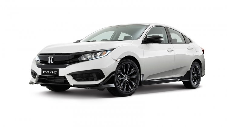 2016 Honda Civic Black Pack