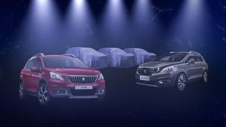 Peugeot confirms 3 more SUVs coming in 2016