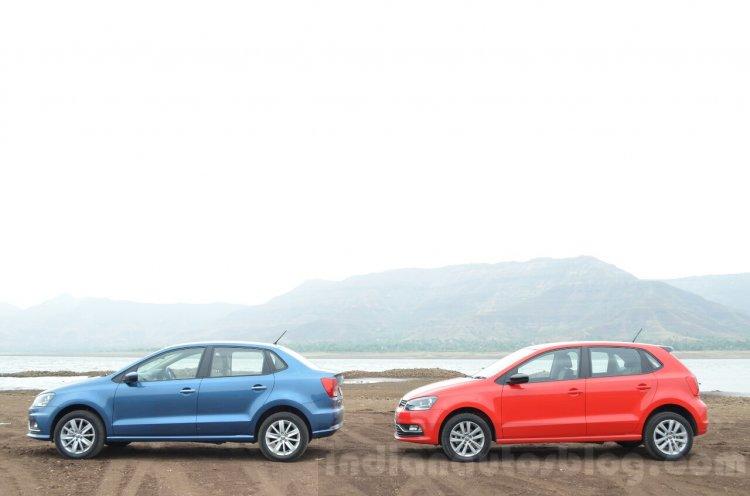 VW Ameo vs VW Polo