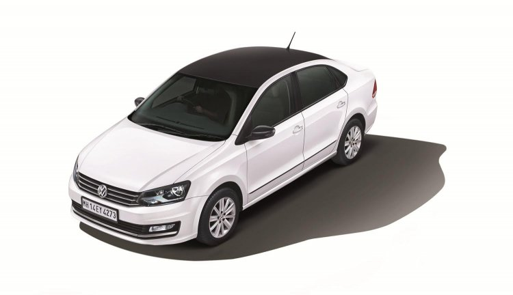 VW Vento Celeste special editions launched