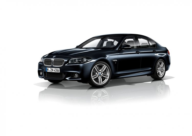 BMW 520d M Sport launched at INR 54 Lakhs