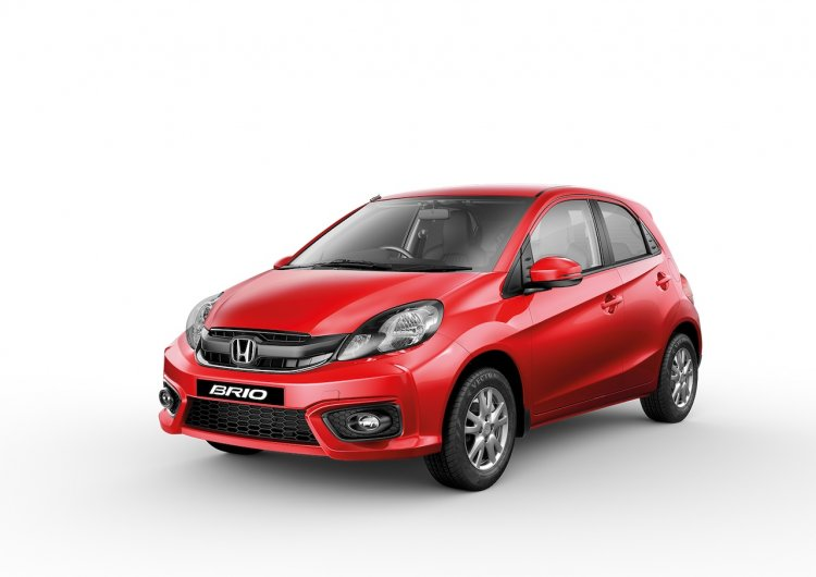 2016 Honda Brio (facelift) launched