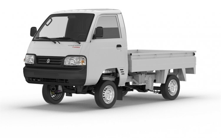 Suzuki Super Carry front three quarters