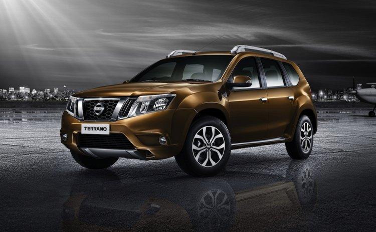 Nissan Terrano Sandstone Brown