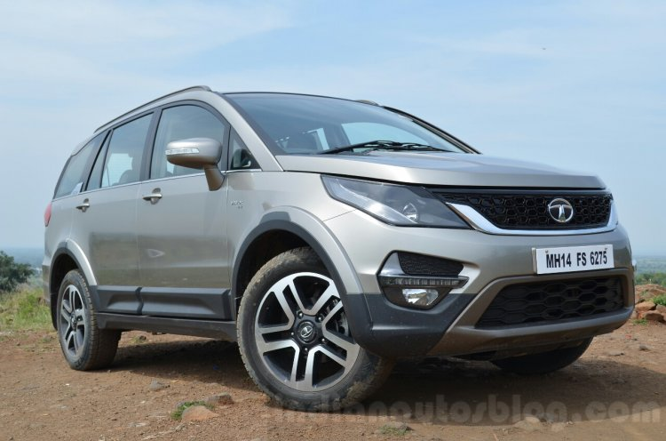 Tata Hexa XTA AT Review