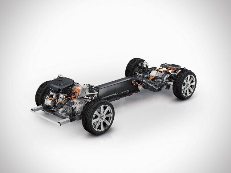 Volvo SPA platform