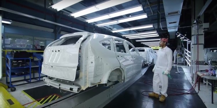 2017 Honda CR-V production begins in East Liberty plant