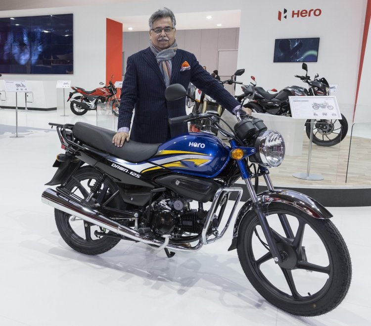Hero Dawn 125 for Africa