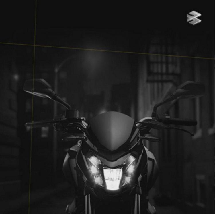 Bajaj Dominar 400 / Bajaj D400 LED headlamp teaser