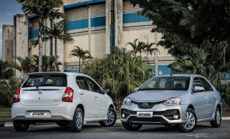 TKM To Retain Current Toyota Etios Series For Taxi Operators