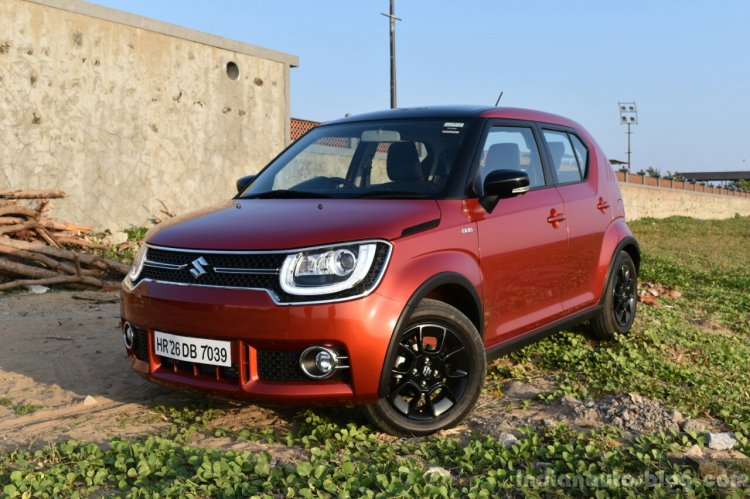 Maruti Ignis AMT Alpha launched
