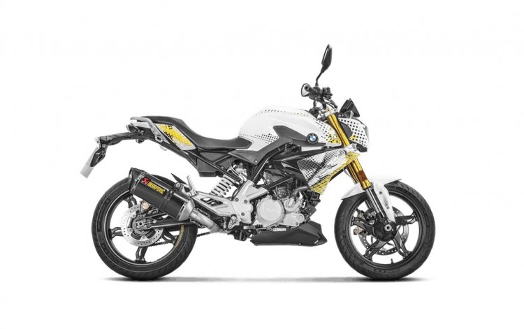BMW G 310R Racing Line Carbon