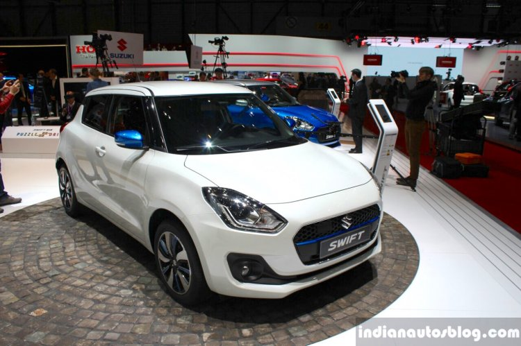 2018 new Maruti Swift to be manufactured in Gujarat