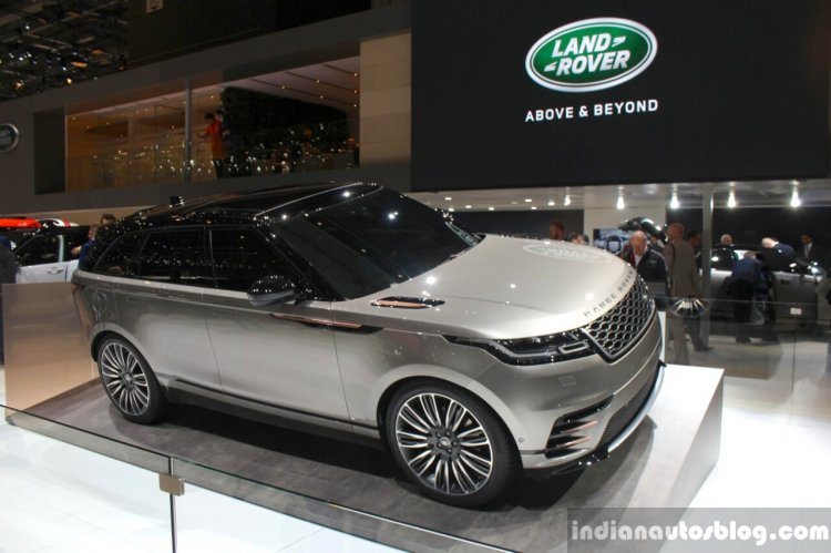 Range Rover Velar India Launch and Price