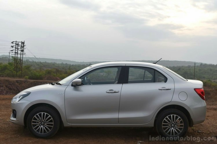 2017 Maruti Dzire profile First Drive Review
