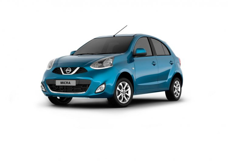 2017 Nissan Micra for India