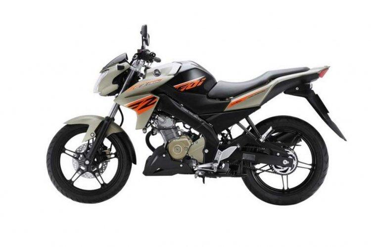 2017 Yamaha FZ150i side