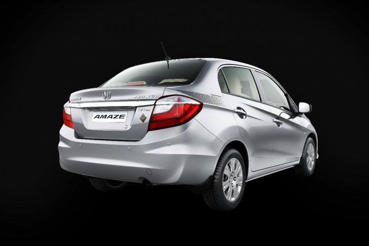 Honda Amaze Privilege Edition rear