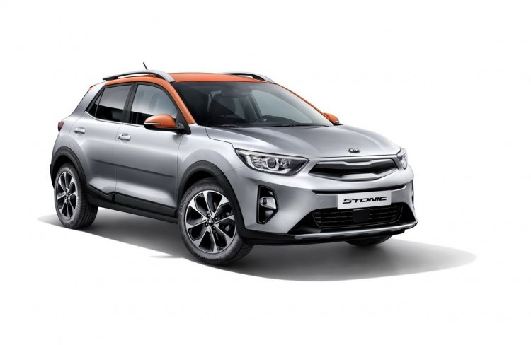 Kia Stonic launch in Europe in September 2017