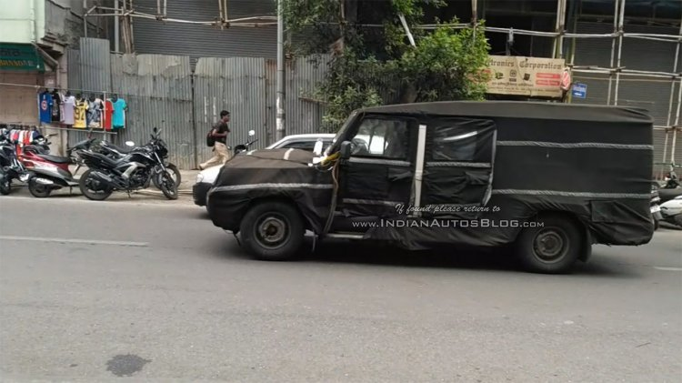 Next Gen Force Trax Variant Spotted Testing in Pune Side