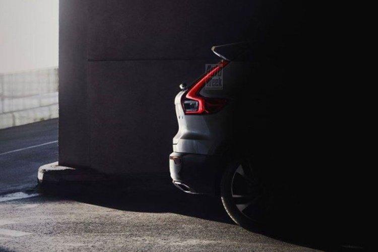 Volvo V40 Teaser Image Tail