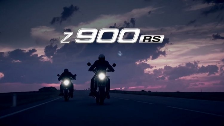 2018 Kawasaki Z900 RS teased banner