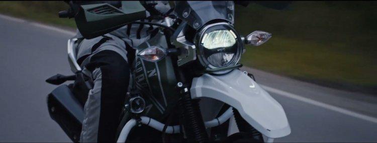 Hero XPulse Concept headlight
