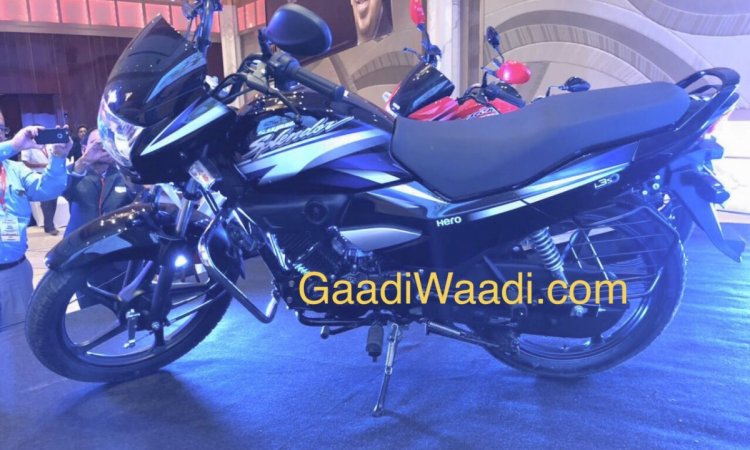 2018 Hero Super Splendor iSmart 125