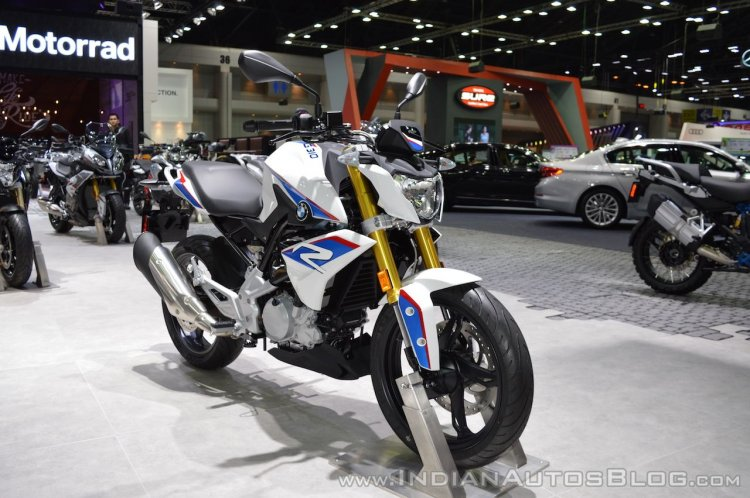 BMW G 310 R bookings open in India