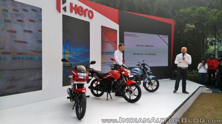 New Hero Passion Pro, Hero Passion XPro & Hero Super Splendor