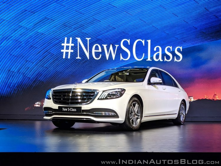 2018 Mercedes S-Class launched in India