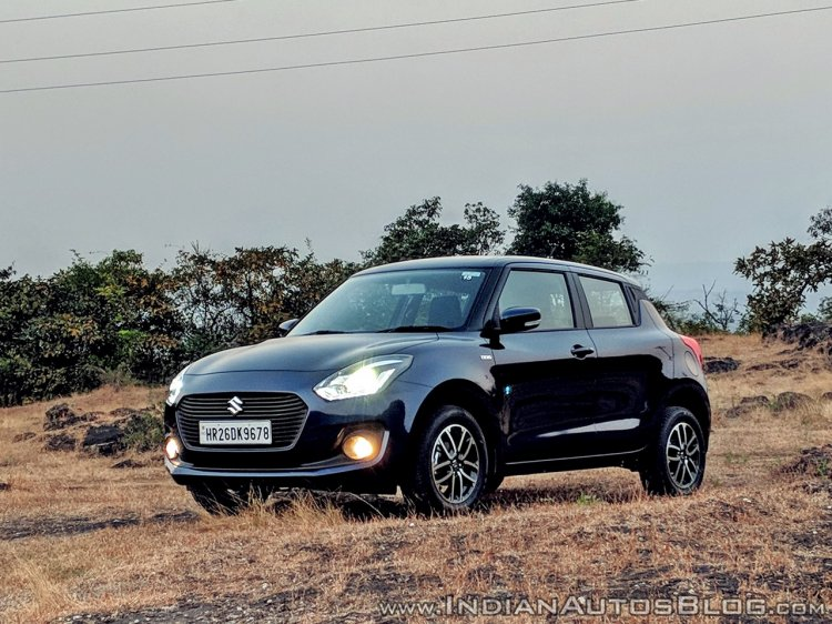 2018 Suzuki Swift (Maruti Swift)
