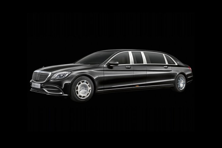 2018 Mercedes-Maybach Pullman S650
