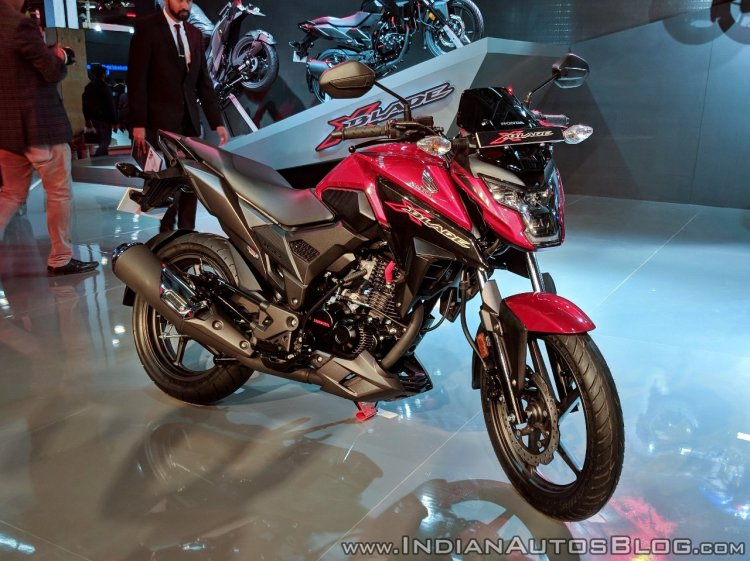 Honda X Blade launched