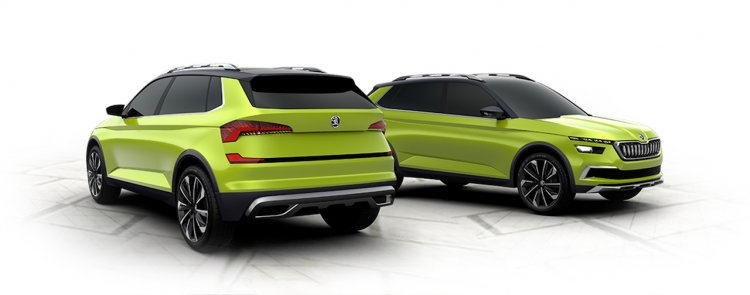 Skoda Vision X featured image