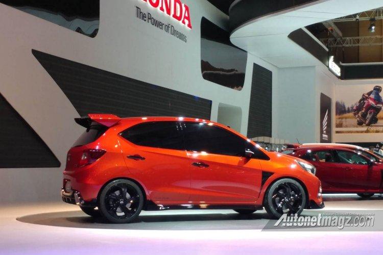 Honda Small RS Concept (Next-gen Honda Brio) at IIMS 2018