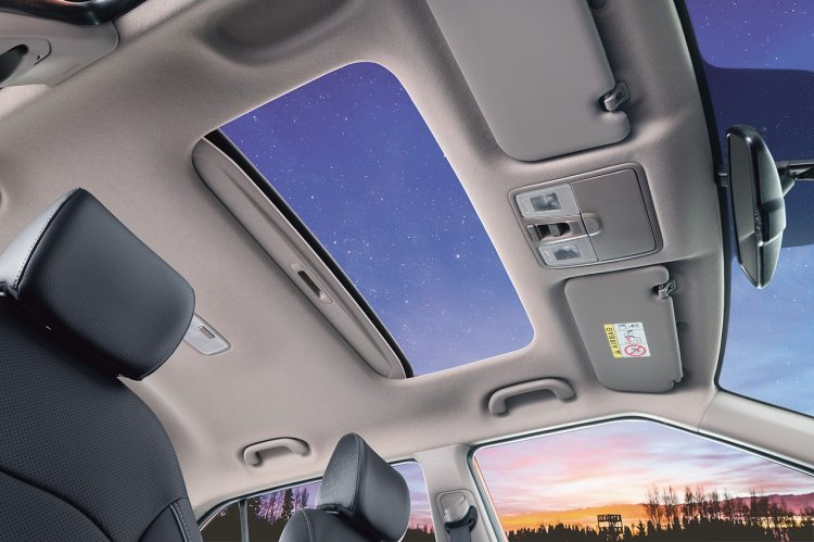 2018 Hyundai Creta facelift sunroof