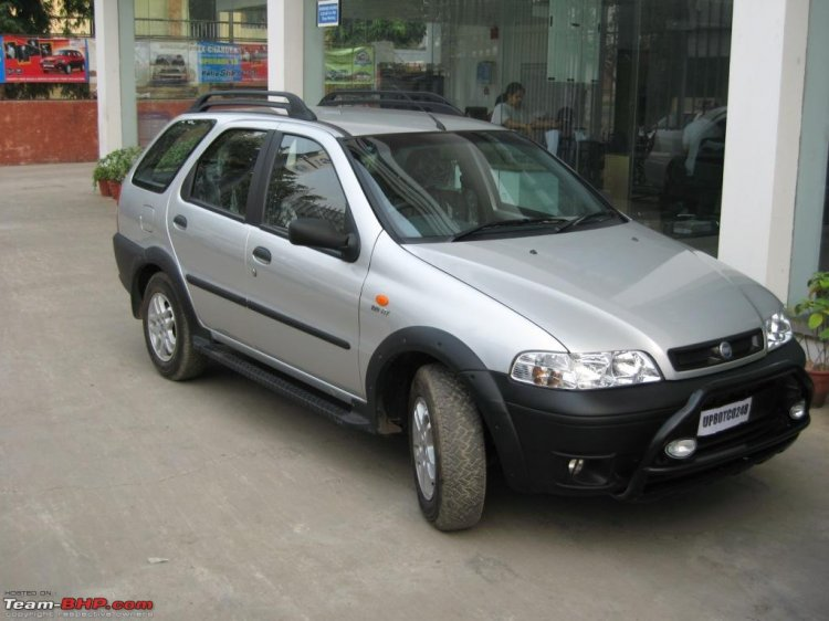 Fiat Palio Weekend (Fiat Palio Adventure)